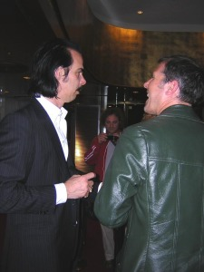 Nick Cave at The Arts Center \