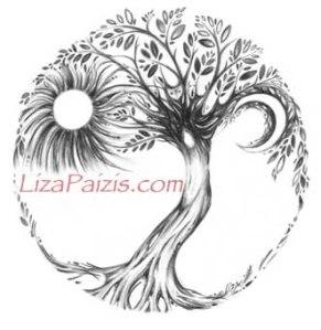 Tree of Life Liza Paizis