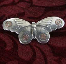 moth butterfly pin