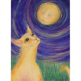minnaloushe cat picture