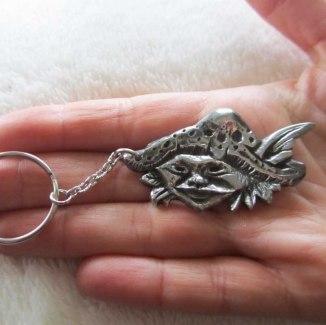 Pixie keychain
