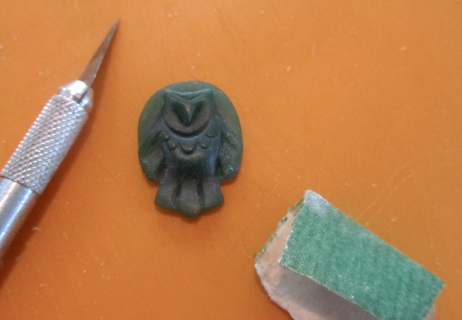 wax carving 6