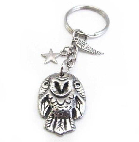 owl keyfob