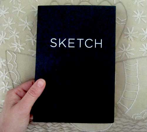 sketch book barnes noble