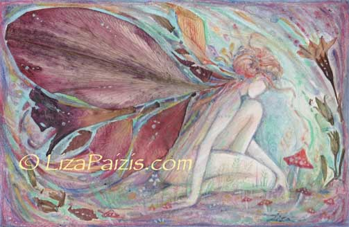 My Garden Fairy ~ the inspiration of nature, creativity and art